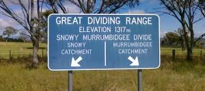 The Great Dividing Range