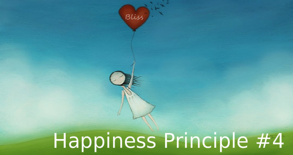 Happiness Principle 4 – Gratitude